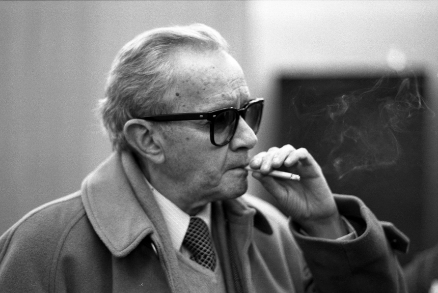 GERMANY OUT) Rulfo, Juan - Writer, Mexico (Photo by Schiffer-Fuchs/ullstein bild via Getty Images